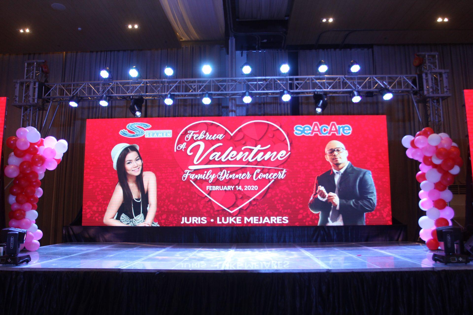 Manila Valentine's Day