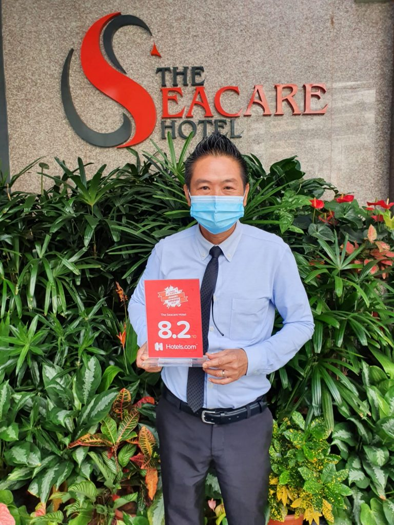SOS Samudra: The Seacare Hotel Award