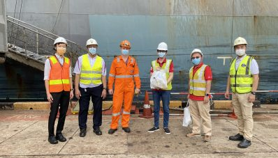 SOS Samudra: Care Packs Maritime Seafarers