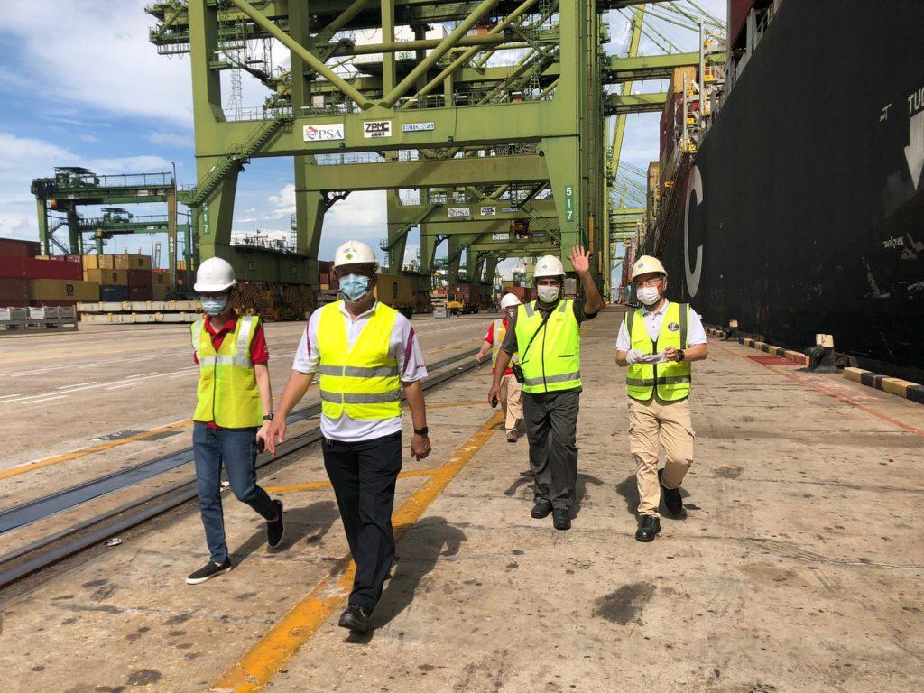 SOS Samudra: Care Packs Maritime Seafarers