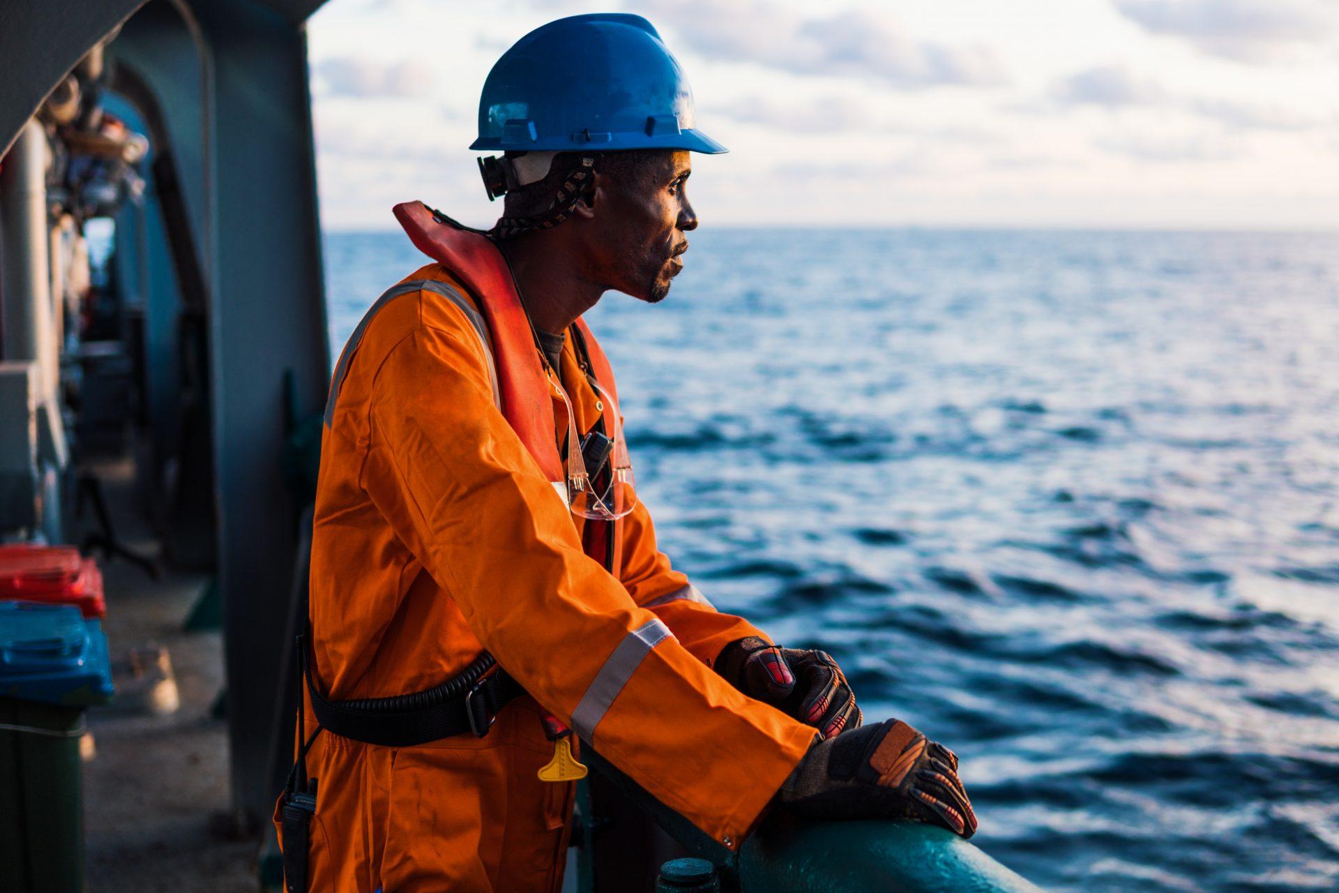 SOS Samudra: Seafarers