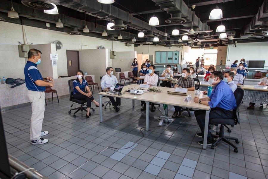 SOS Samudra: Crew Facilitation Centre (CFC)