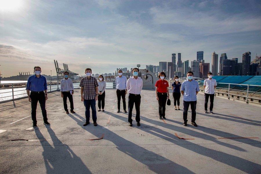 SOS Samudra: SG STAR Fund
