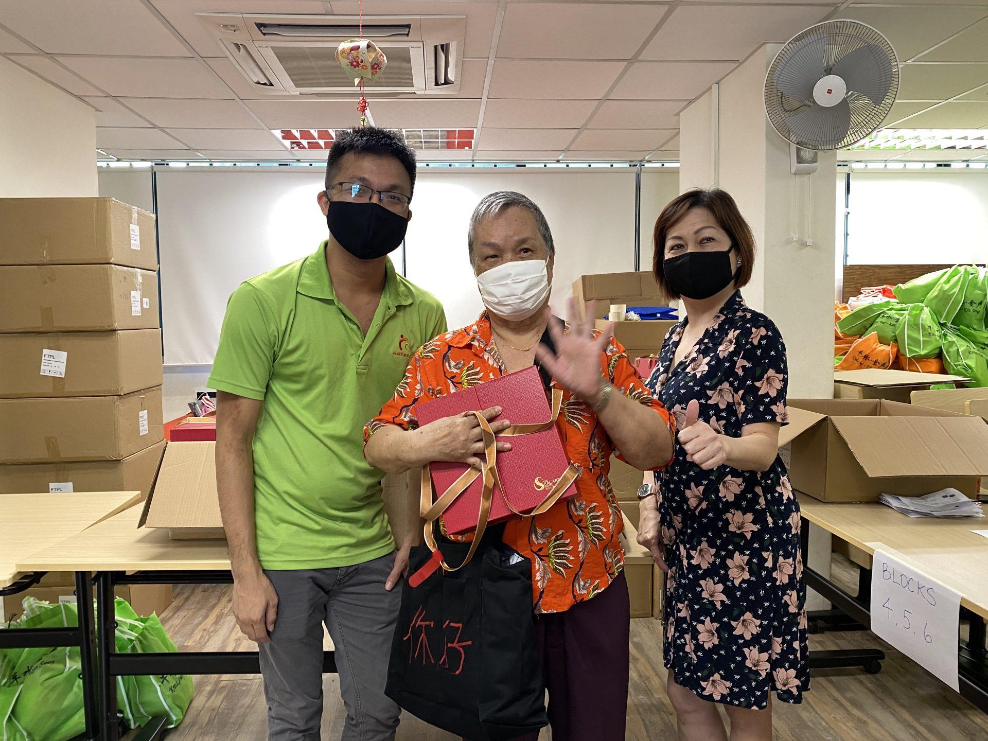 SOS Samudra: Seacare and Jalan Kukoh