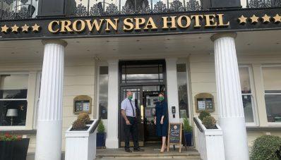 SOS Samudra: UK Crown Spa Hotel