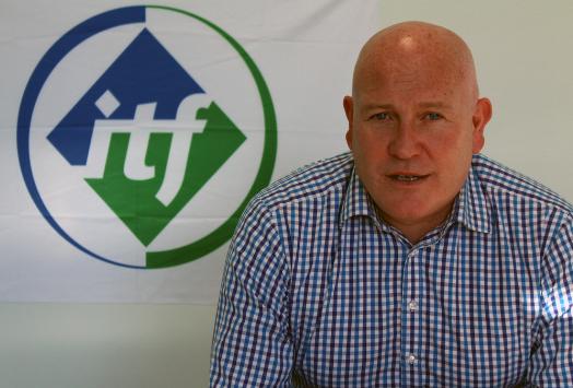 SOS Samudra: Steve Cotton, ITF General Secretary