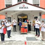 SOS Samudra: LNY celebration at AWWA Community Home for Senior Citizens